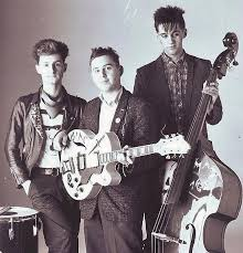 STRAY CATS, THE METEORS, NICK CAVE Y PETER PANK