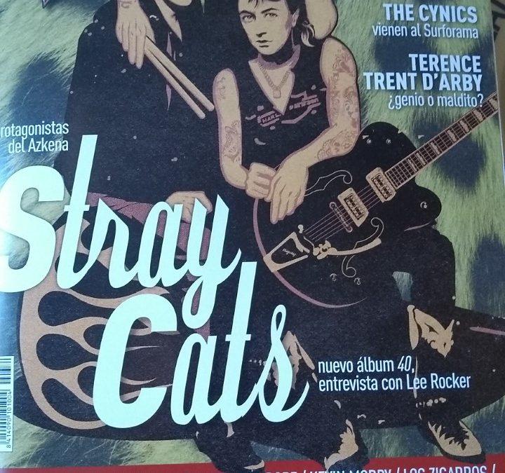 ESPECIAL STRAY CATS RUTA 66